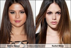 Selena Gomez Totally Looks Like Rachel Bilson
