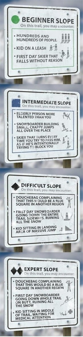 Skiing Skill Levels Explained
