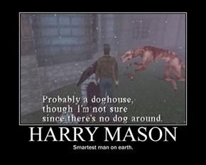 HARRY MASON