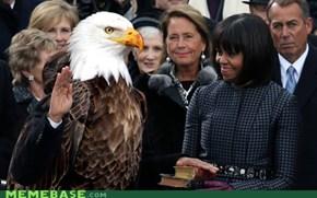 obama oath taking