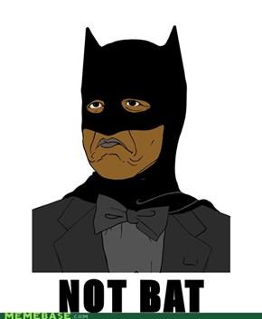 Obatman Not BAT