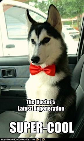 The  Doctor's   Latest  Regeneration