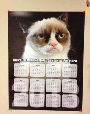 Especially Mondays