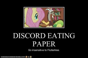 DISCORD EATING PAPER