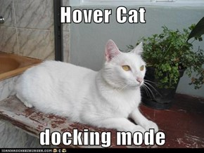Hover Cat  docking mode