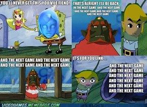 Ganon Will Be Back