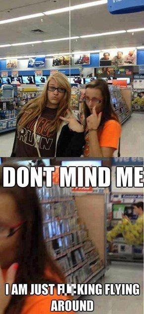 Walmart Selfies