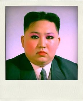 Pretty Kim Jong Un