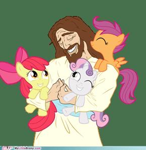 Even Jesus