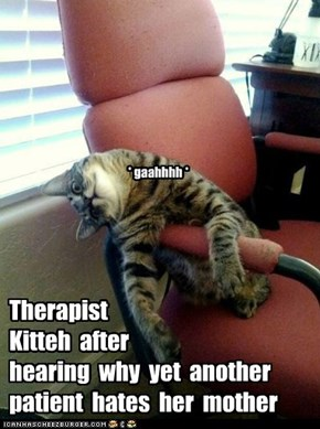 Why a lot of therapists are in therapy