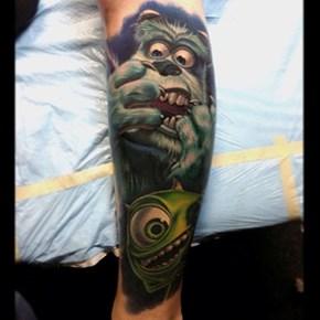 Monsters Inc. WIN!