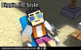Diggin MC Style