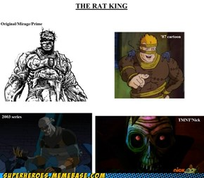 TMNT - The Rat King