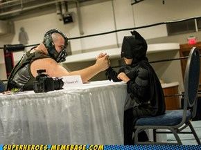 Batman vs. Bane: Round 2