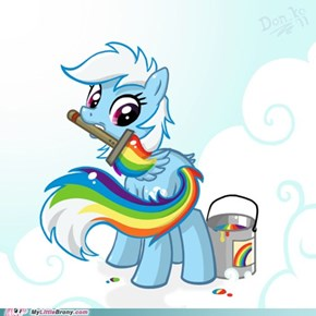 Rainbow's Secret