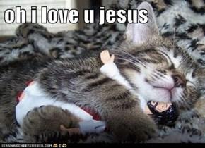 oh i love u jesus