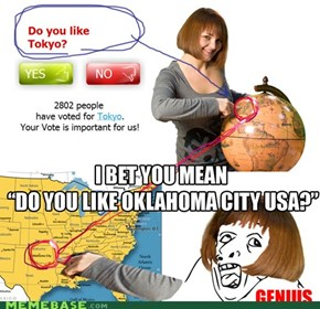 Geography Genius