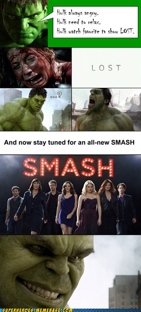 Hulk Like Smash