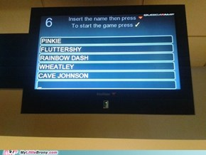 That's Quite a Bowling Team You Have There