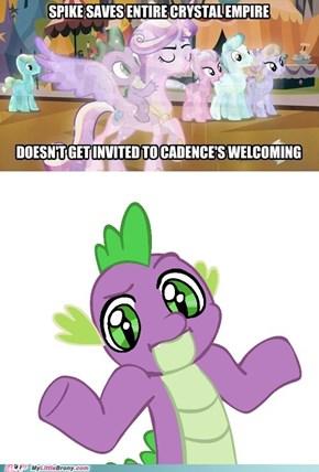 Poor Spike