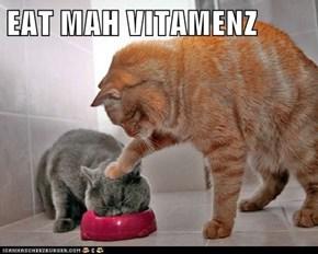 EAT MAH VITAMENZ