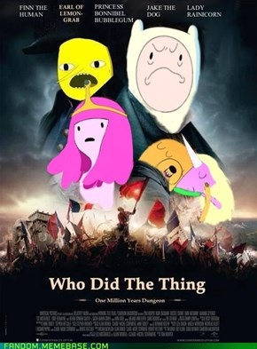 Who Did the Thing II
