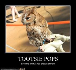 TOOTSIE POPS