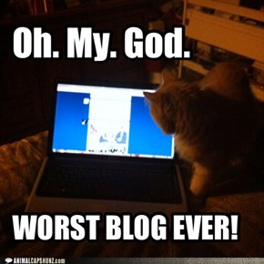 my cat is using tumblr.