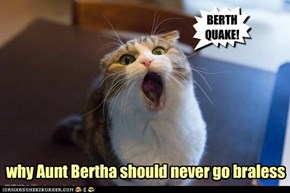 BERTHQUAKE!