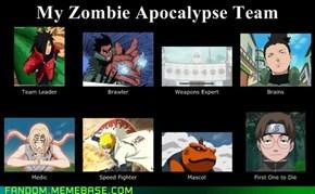 Come at me Zombie Scum.