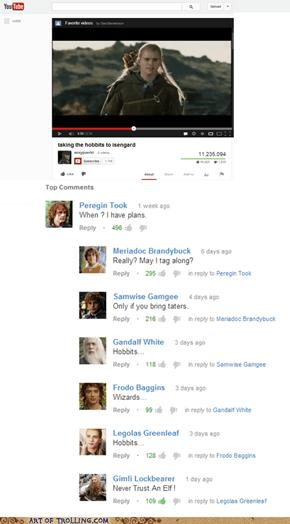 Hobbits...