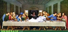 Scarface Last Supper