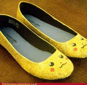 Pikachu, I shoes you!!!