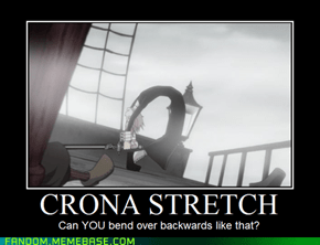 Crona Stretch