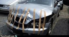 Poor BMW!