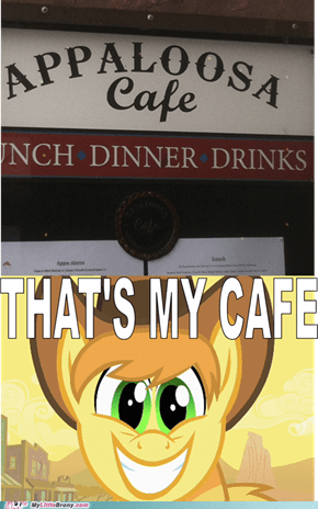 Braeburn's Favorite Cafe