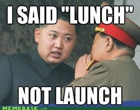 Kim's predicament