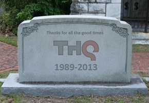 What Will You Miss the Most About THQ?