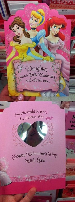 Birthday Card FAIL