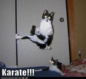 Karate!!!