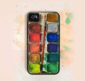 The Watercolor iPhone Case