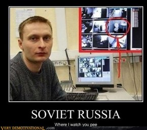 This Is Why You Shouldn't Go to Russia