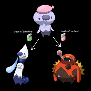 Found these Fakemon, LOVE this concept. Anyone else?