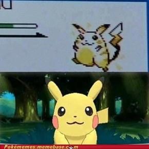 Pikachu Evolved