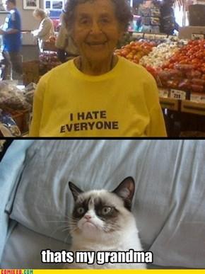 thats my grandma