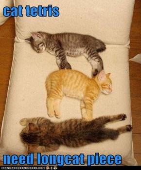 cat tetris  need longcat piece