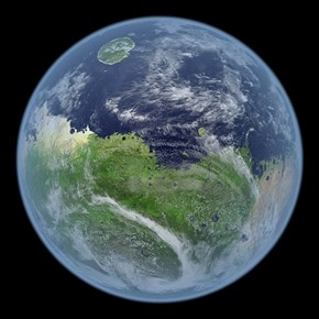 Beautiful Pipedream of the Day: Terraformed Mars