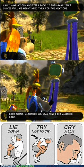 Nintendo, Please Purchase Rare Back