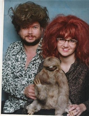 The Best Family Portrait Ever