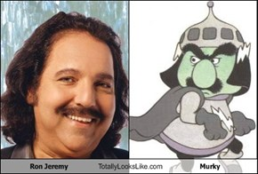 Ron Jeremy Totally Looks Like Murky